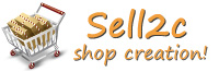 Create online shop with our ecommerce platformm - Sell2c.com